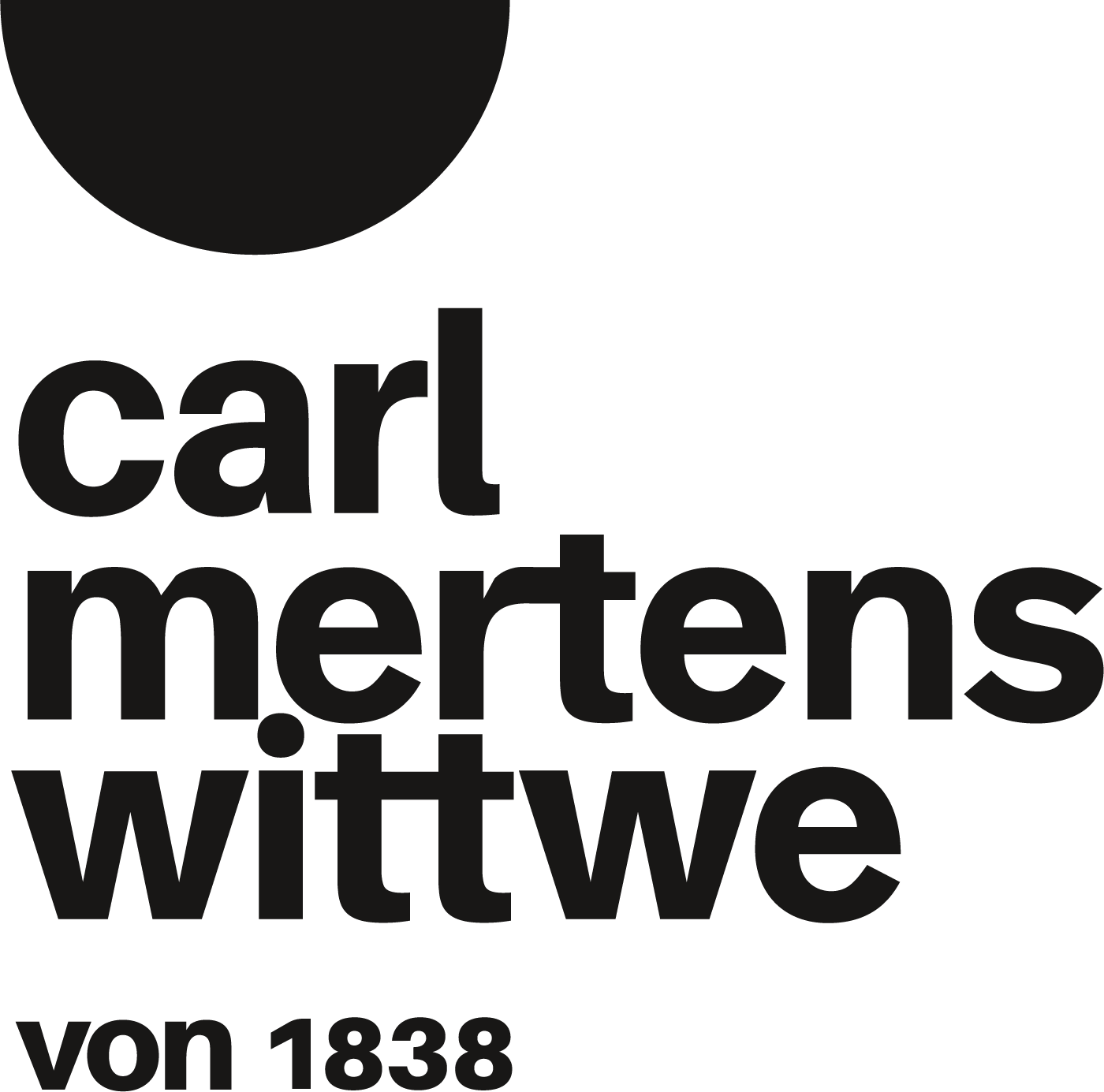 Carl Mertens Wittwe