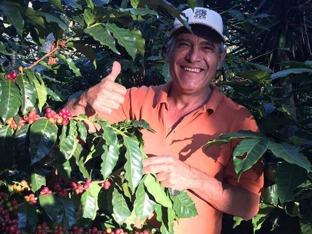 Direct Trade von eigener Plantage – Kaffeebauer von Carl Mertens Wittwe in Honduras