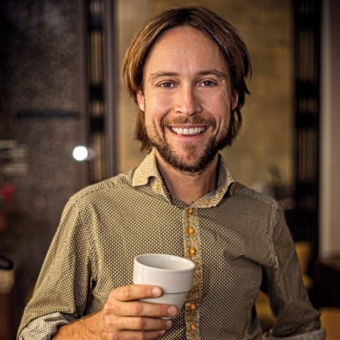 Kaffee Experte Andrej Godina