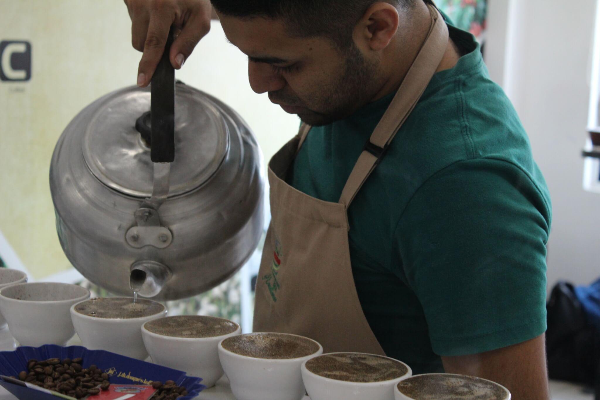 Cupping las Capucas